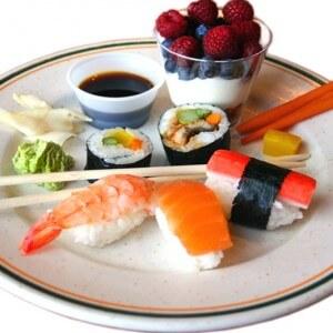 Меню японской диеты на 7 дней