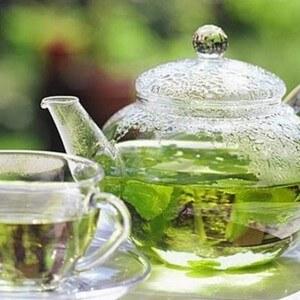 Японская диета и зеленый чай