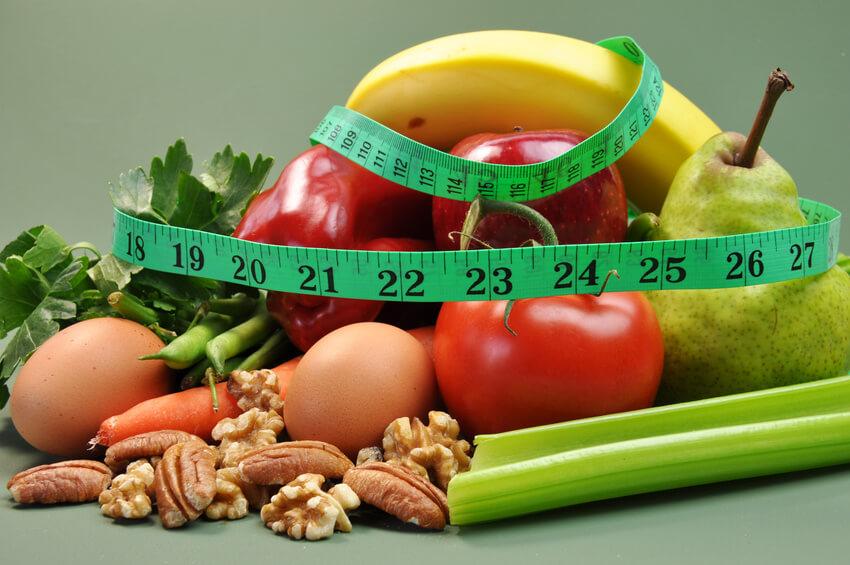 на сколько худеют на правильном питании