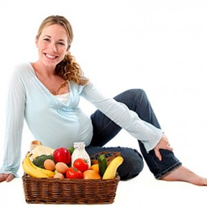 Белковое питание беременных