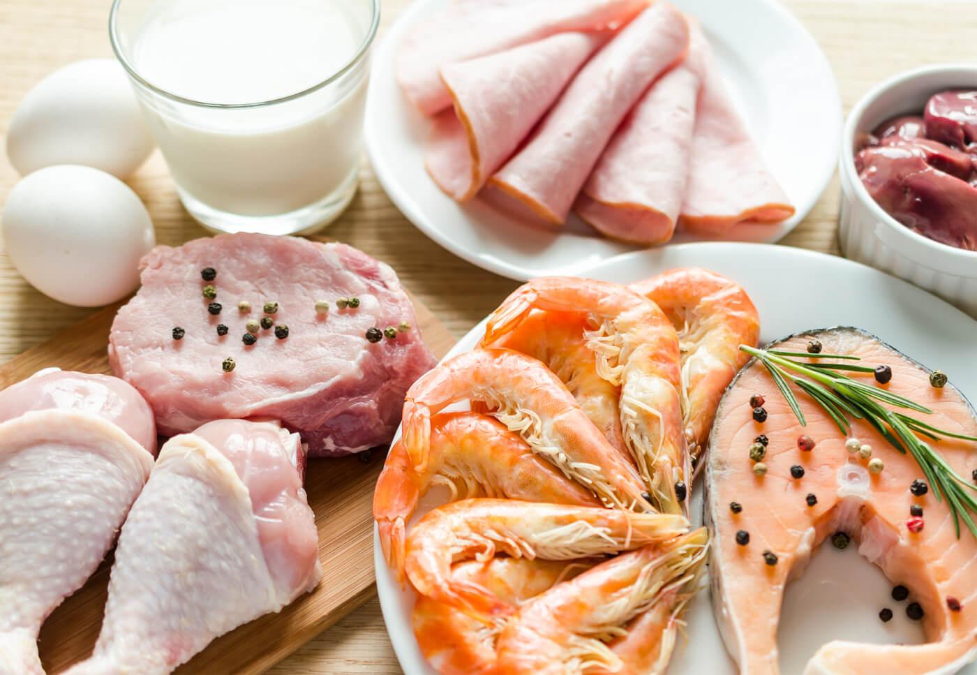 Особенности питания при белковой диете на 4 недели