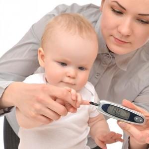 Диета при инсулинозависимом диабете у детей
