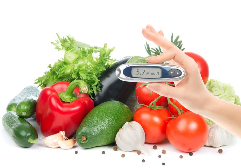 Правильное питание диета при сахарном диабете