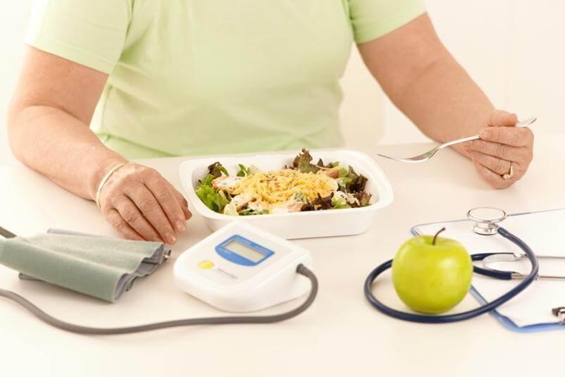Пищевая диета при сахарном диабете
