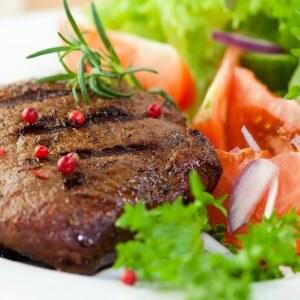 «Мясная» программа питания на кремлевской диете на 10 дней