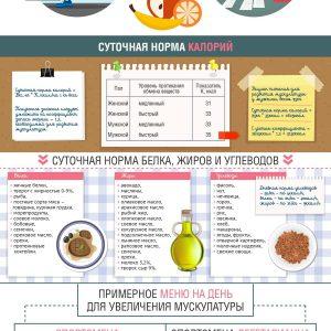 10 компонентов питания для здорового позвоночника