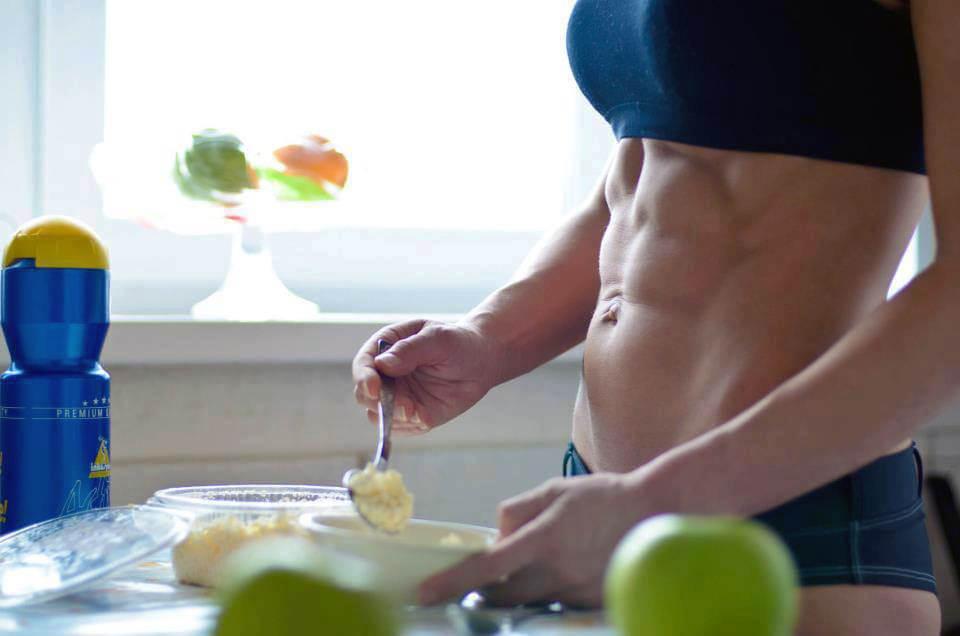 правильное спортивное питание для роста