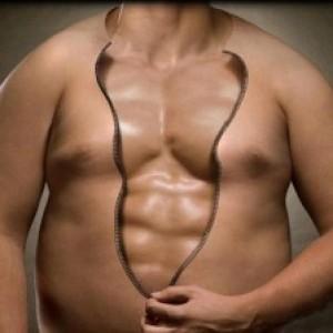 Суточная норма жиров при наборе мышечной массы