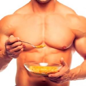 Суточная норма калорий при наборе мышечной массы