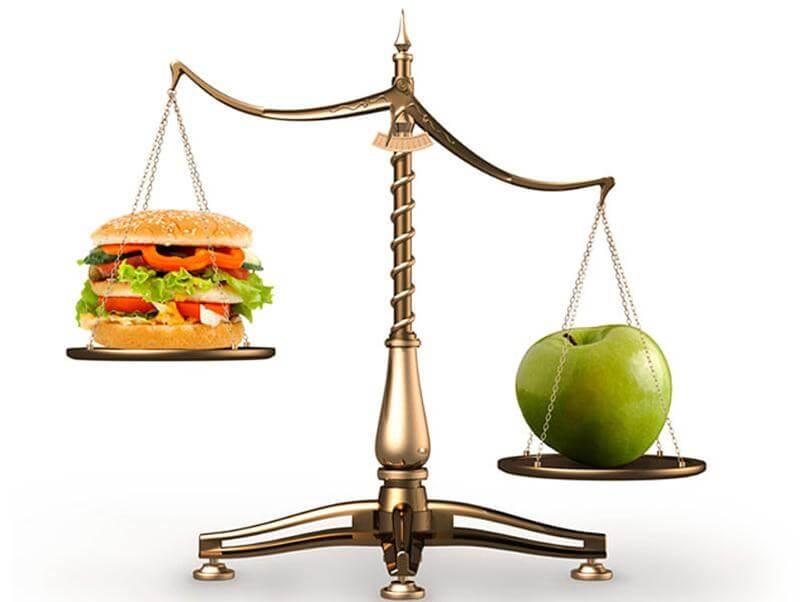 расчет калорий и бжу для похудения онлайн