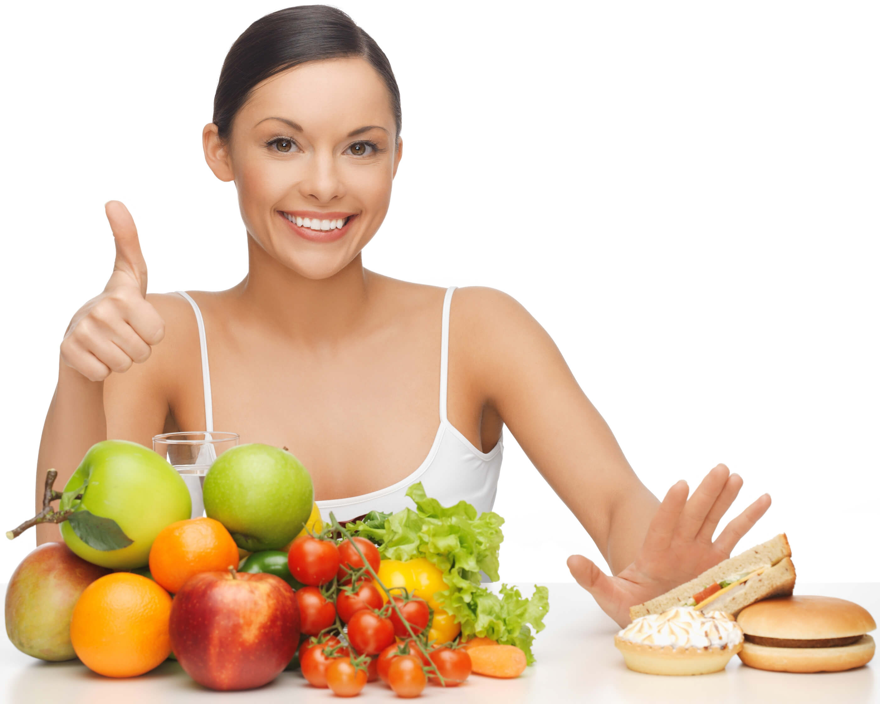 здоровый способ питания