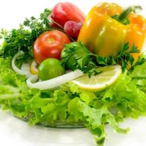 Вегетарианская овощная диета от Дженерал Моторс