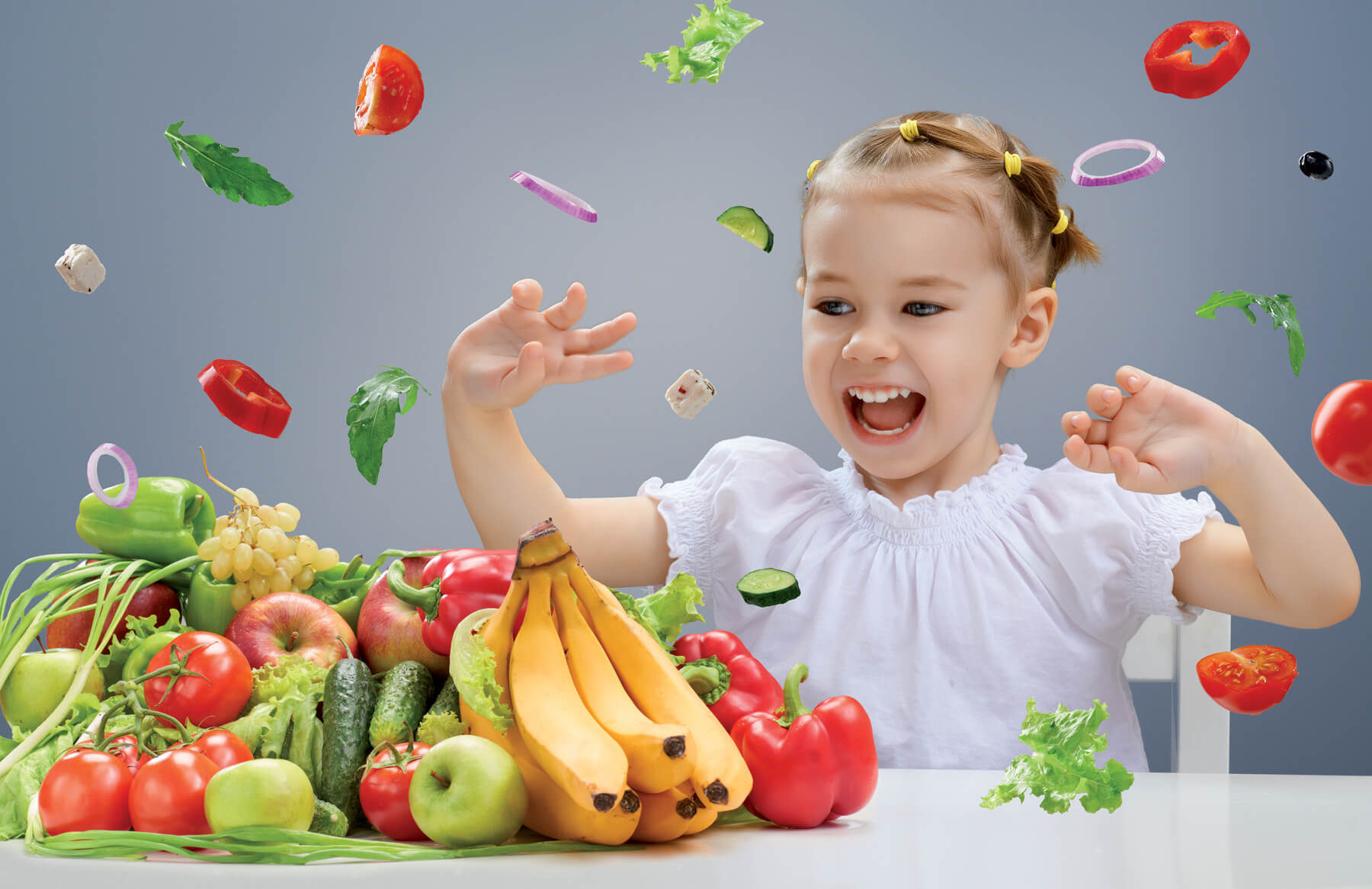 Питание ребенка летом картинки
