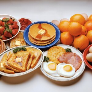 Рецепты блюд, витаминизированных тиамином