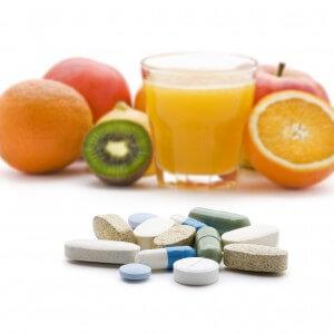 Взаимодействие витамина В4 c другими веществами