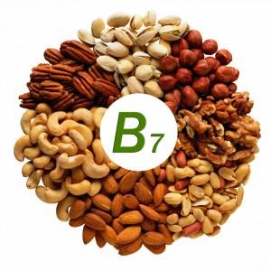 Инструкция к применению витамина В7 для людей