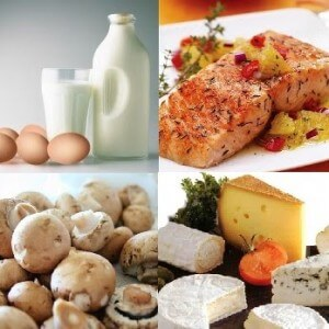 Источники витамина D3