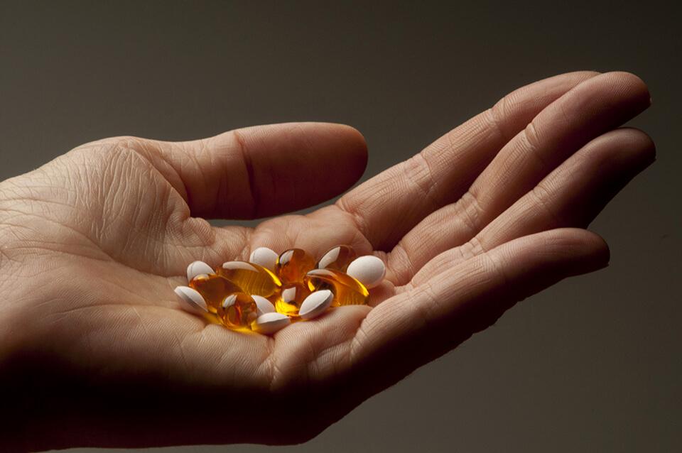 В каких продуктах содержится витамины группы B  Food and