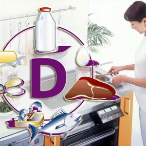 Суточная потребность в витамине D3