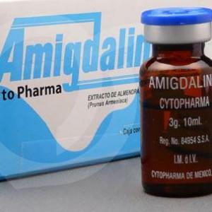 Фармацевтические формы витамина В17