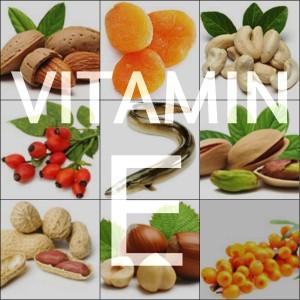 Источники витамина Е в пище