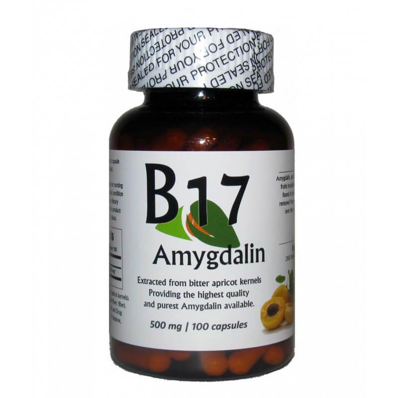 Витамин B17 Инструкция
