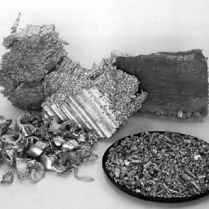 Переизбыток алюминия