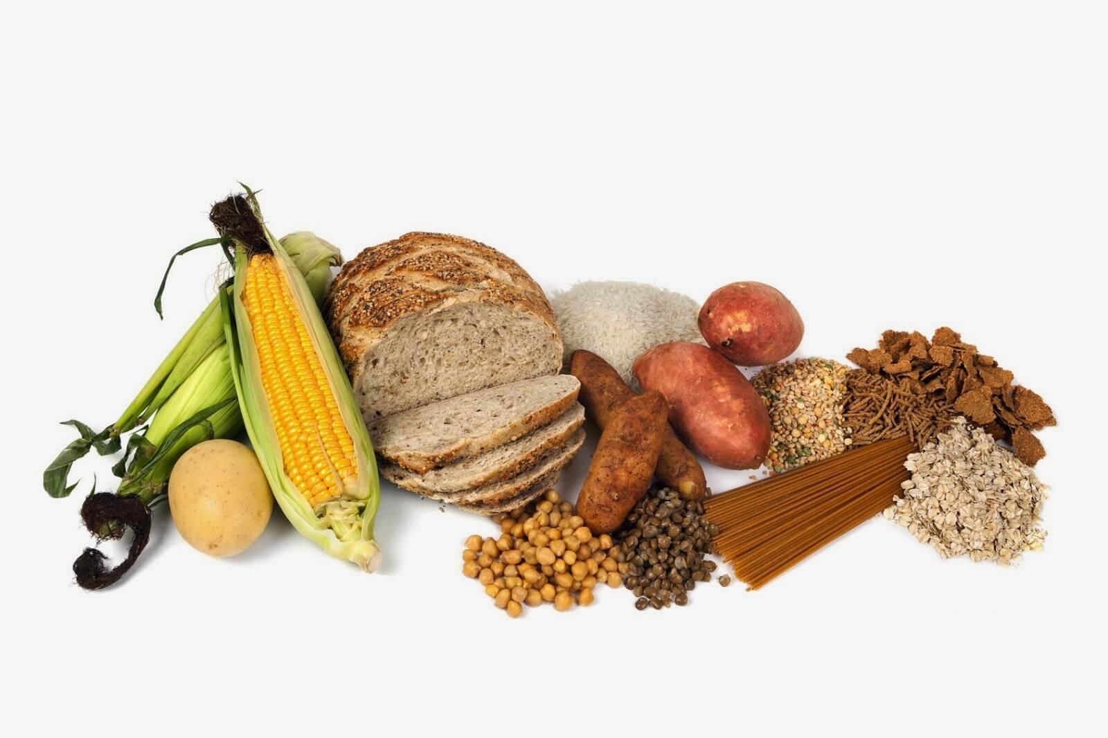 белки углеводы клетчатка правильное питание