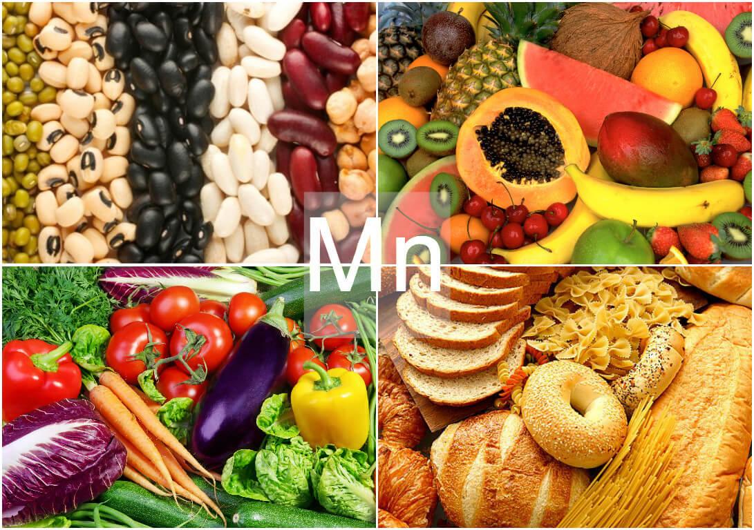 Продукты питания богатые витамином В1