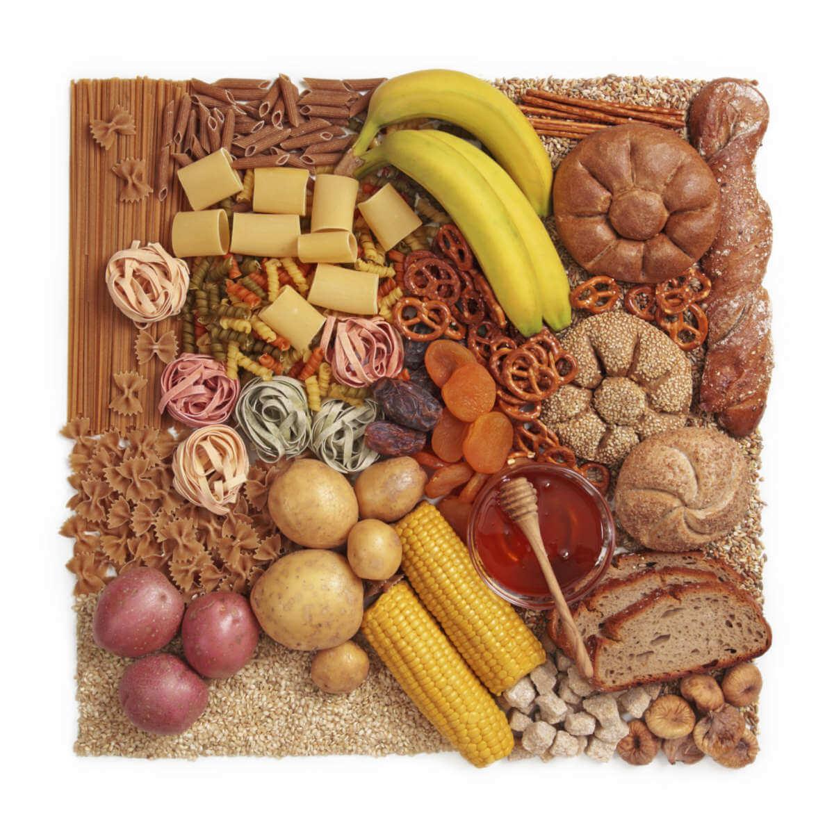 Сложные углеводы: в каких продуктах содержатся (таблица)