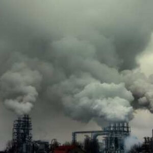 Выбросы металлургического завода