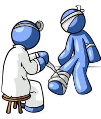 Метановая кислота при травме
