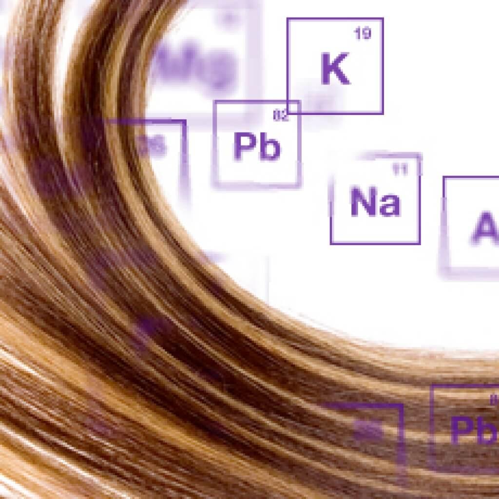 Анализ волос на минералы