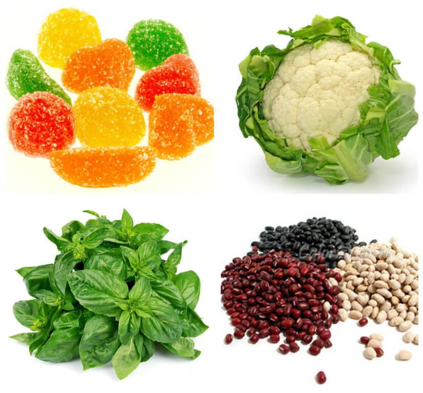 Пищевые источники глицина