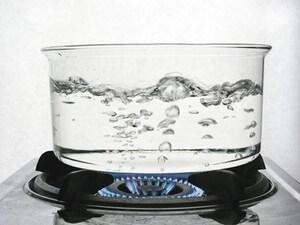 Температура кипения воды
