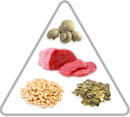 Треонин в продуктах