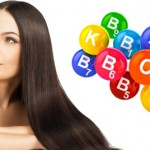 Витамины в целях волос