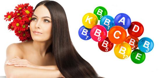 Витамины для волос от выпадения, минералы для роста волос