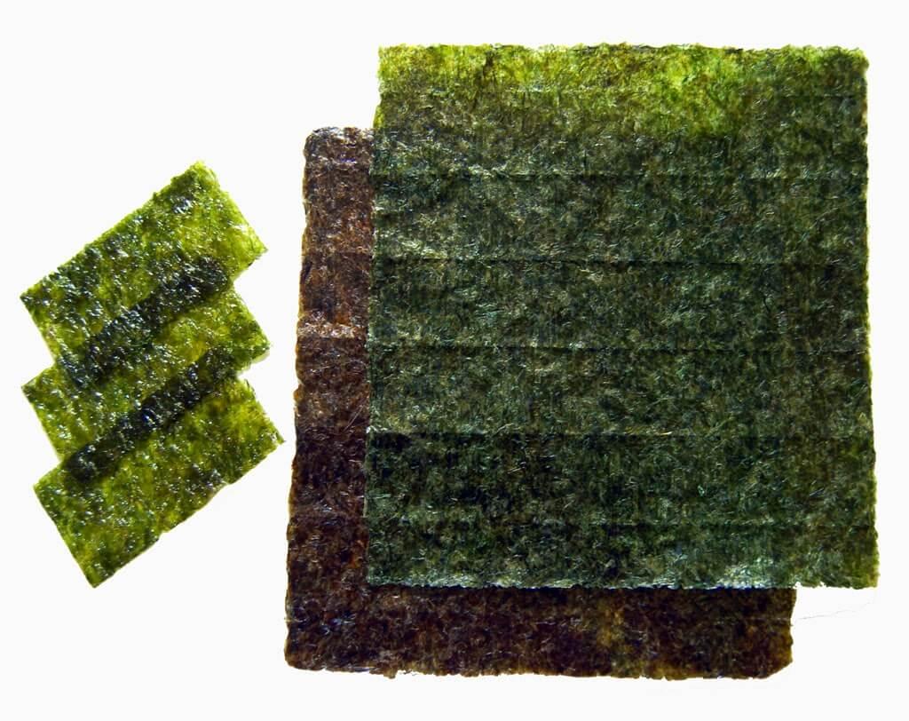 Альгиновая кислота в продуктах