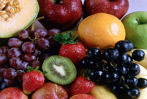 Фруктоза в фруктах и ягодах