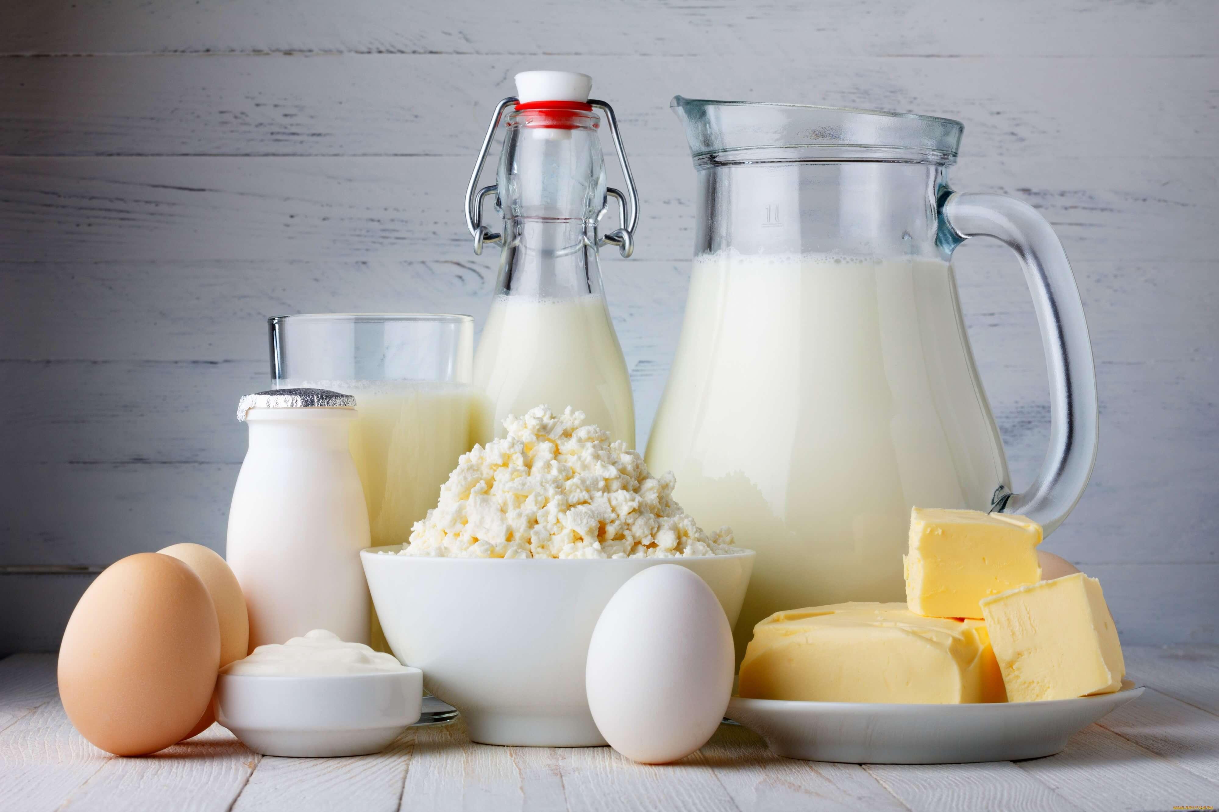 Источники молочной кислоты