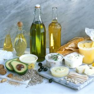 Источники насыщенных жирных кислот