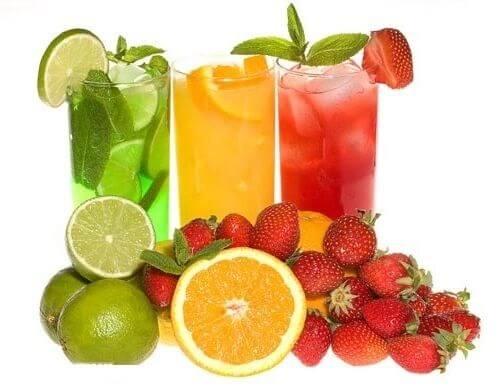 Моносахариды в фруктовых соках