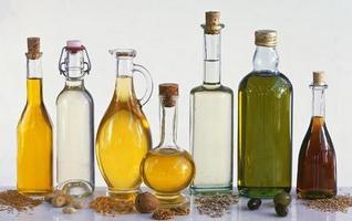 Ненасыщенные жирные кислоты в продуктах