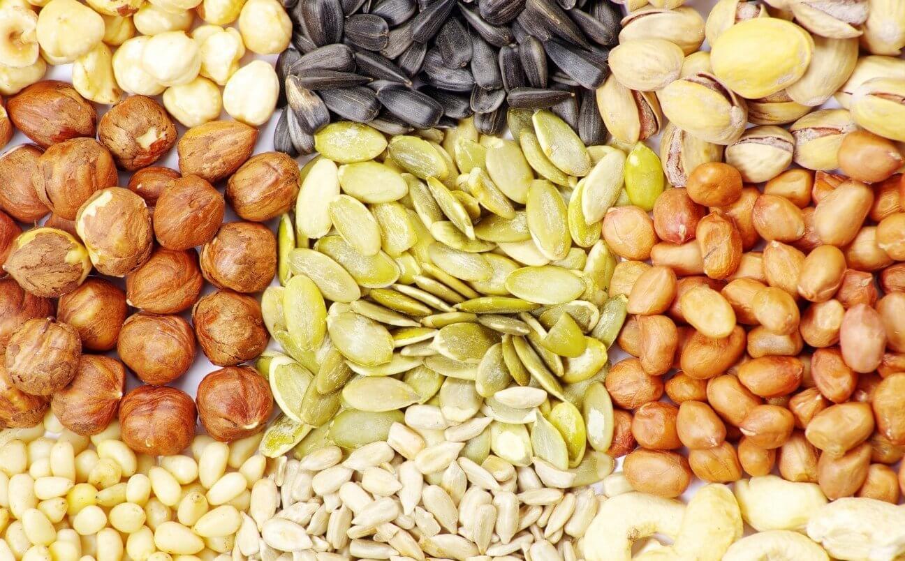 Пищевые источники фитостеринов