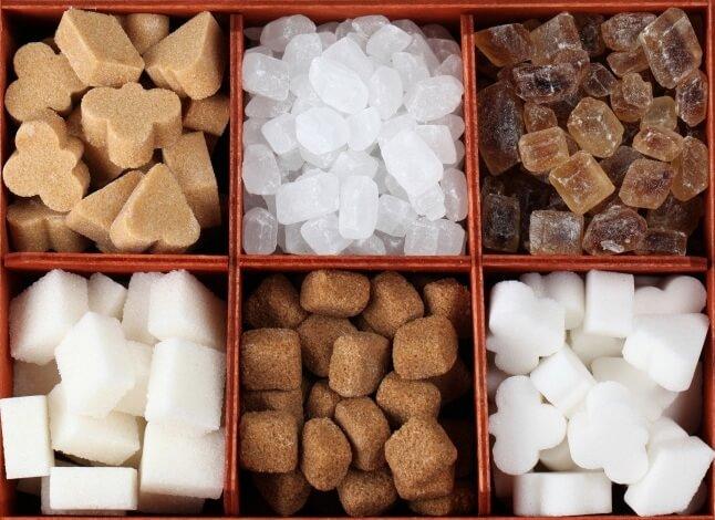 Суточная потребность сахарозы