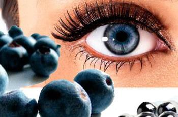 Микроэлементы для глаз