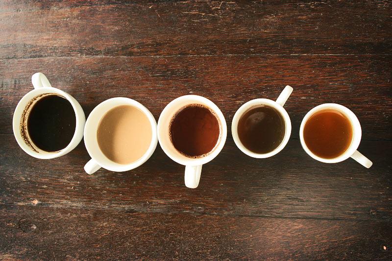 Вредные свойства кофеина