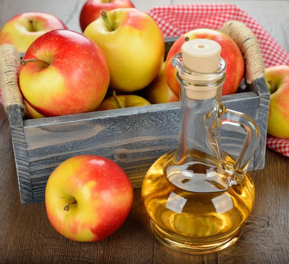 Яблочный уксус чтобы забеременеть