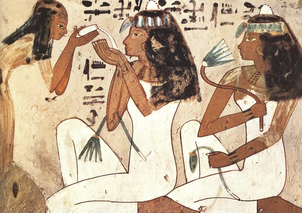 Анис в Древнем Египте